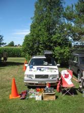 32nd Annual Canadian Volvo Club Volvo Swap meet