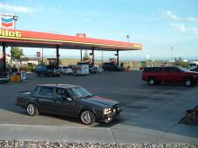 This was just some random gas station in Idaho