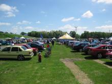 2011 Carlisle Import and Kit Car Volvo Show Feild