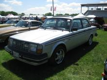 Volvo 242 GT Flathood