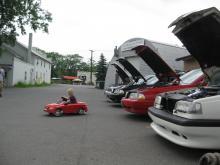 Grant Crusin the Cars
