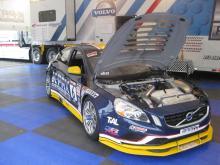 Volvo S60 Kpax Racing Team Display, R. Probst