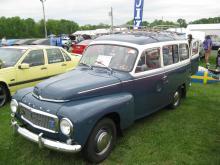 Very Nice Volvo PV Duett