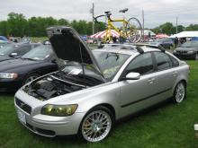 Nice Volvo S40 with Many custom touches...