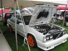 Volvo 740 Turbo.... I still Love the 700's more than anything...