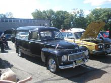 The Volvo Duett Herse