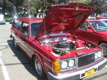 A very costom 238 (2-Series, 3-Door, 8-Cylender)