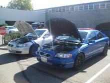 Twin S60 R's with matching Strips