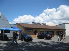 Ithaca 2012 Volvo Meet at Hiway HiFi