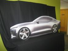 The new Volvo Coupe Concept