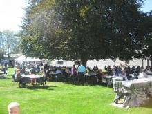 VCNA Catered a great lunch during the open house